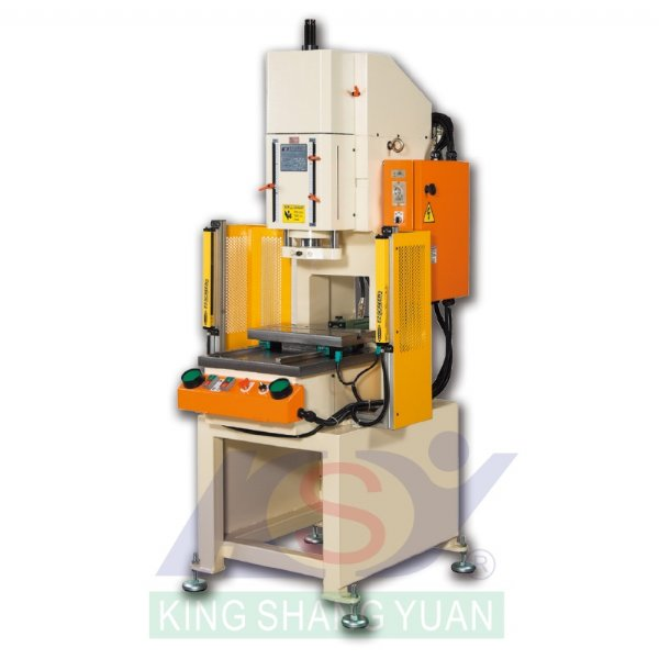 Hydraulic Presses with Linear Guideway - hydraulic high speed punching machine