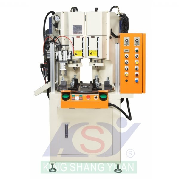 Two-stage type automatic press-hydraulic automatic machines